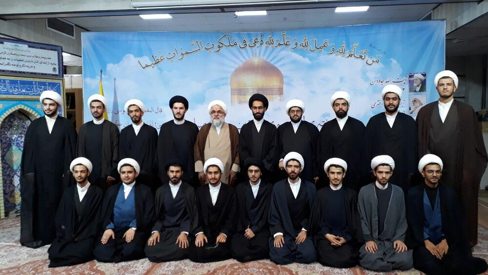 تصاویر/ فعالیت های مدرسه علمیه دارالسلام تهران