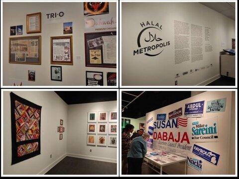 نمایشگاه «کلانشهر حلال» در میشیگان افتتاح گردید