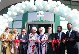 First lady Emine Erdoğan inaugurates mosque, school in Gambia