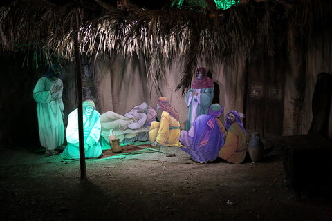 سوگواره کوچه های مادری در پردیسان
