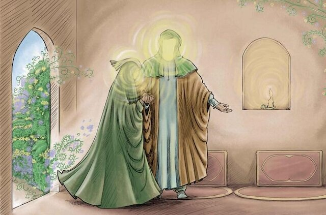 On the occasion of the martyrdom anniversary of Lady Fatima peace be upon her
