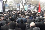 اجتماع بزرگ فاطمیون در تبریز