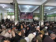 مراسم بزرگداشت سالروز شهادت حضرت فاطمه زهرا (س) در کابل برگزار شد + تصاویر