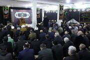 تصاویر/ مراسم سوگواری شهادت حضرت زهرا(س) در موسسه طلوع مهر