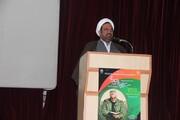 همایش فجر آفرینان انقلاب فاطمی در قزوین برگزار شد