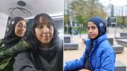 Mum makes Hijabs for daughter so more Muslim girls take up sports