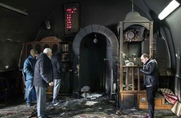 صهیونیستها ۶۰ مسجد و کلیسا را در دهه گذشته به آتش کشیدهاند