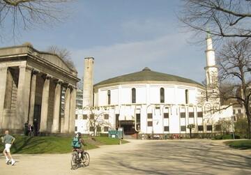 مسلمانان بلژیک خواهان به رسمیت شناخته شدن مسجد اعظم بروکسل شدند