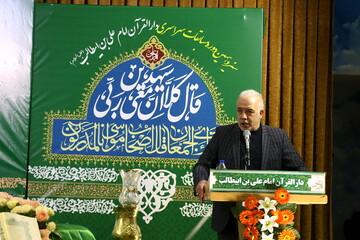شرکت سه هزار و ۸۰۰ شرکت کننده در مسابقات دارالقرآن امام علی(ع)