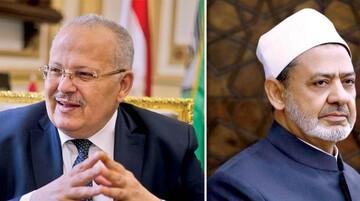 Debate between Al-Azhar Grand Imam, Cairo university President provokes nationwide interest