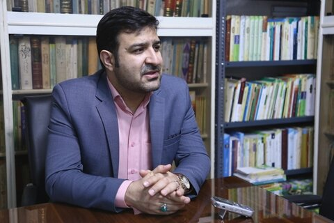مدیر نشر پژوهشگاه علوم و فرهنگ اسلامی