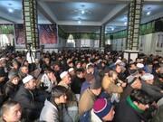 مراسم سالگرد آیتالله فاضل لنکرانی در کابل برگزار شد + تصاویر