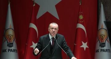 Erdoğan urges Muslim countries to raise voice against Trump's Mideast plan