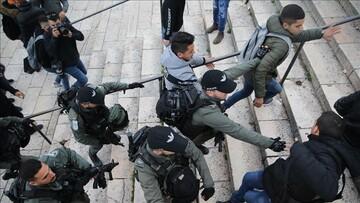 Israeli police injure 10, detain 3 at Al-Aqsa Mosque