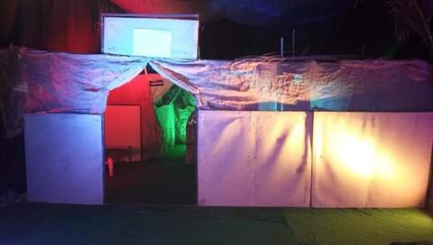 تصاویر/نمایشگاه حدیث غربت در شهر لکهنو هندوستان