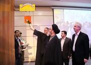 نواخته شدن زنگ انقلاب در دبیرستان ماندگار طالقانی تبریز
