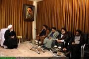 علماء ہندوستان کی آیت اللہ العظمی نوری ہمدانی سے ملاقات