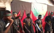 فیلم| عزاداری ایام فاطمیه اعضای جنبش اسلامی نیجریه در شهر ابوجا