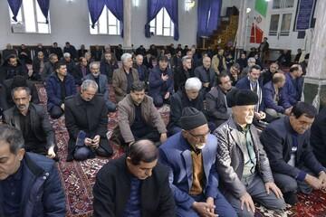 بزرگداشت شهید سپهبد سردار سلیمانی در باسمنج برگزار شد