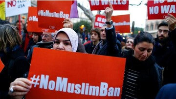 محکومیت گسترش طرح ترامپ در ممنوعیت ورود مسلمانان به آمریکا