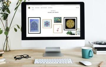 وب سایت «هنر اسلامی» آثار هنرمندان مسلمان جهان را به نمایش و فروش می گذارد