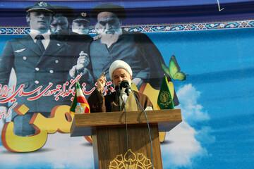 انقلاب و نظام اسلامی تمرین ظهور مهدی موعود (عج) است