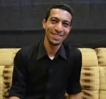 حمید خاتم از فعالان مجازی بحرین ساعتی پیش به شهادت رسید