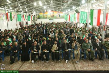 تصاویر/ مراسم گرامیداشت آغاز دهه فجر انقلاب اسلامی در اصفهان