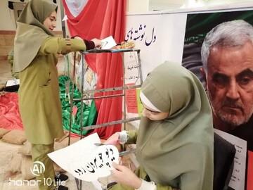 جشن های «دهه فجر» در مدارس تهران آغاز شد+ عکس