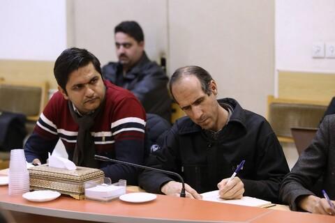 تصاویر/ نشست خبری بیست و پنجمین جشنواره قرآنی و حدیثی المصطفی