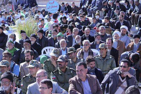 مراسم بزرگداشت 12 بهمن در بیرجند