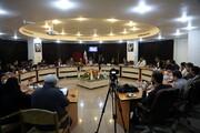 تصاویر/ نشست خبری با موضوع سی و هشتمین جشنواره فیلم فجر در قم