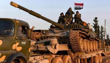 الجيش السوري يتقدم بريفي حلب وإدلب ويطوق نقطة مراقبة تركية