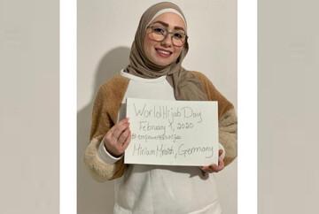 در روز جهانی حجاب میلیونها نفر با زنان مسلمان همدلی کردند