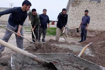 استمرار اردوهای جهادی در مناطق محروم/ تبلیغ عملی در کنار خدمت به مردم