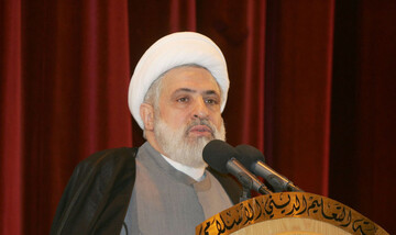 Sheikh Qassem: Resistance will liberate entire Palestine from the river to the sea