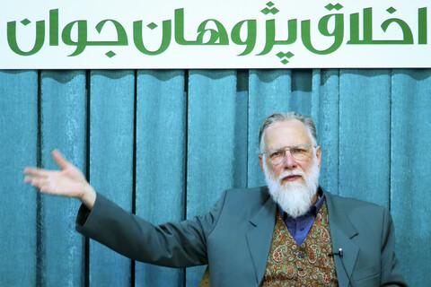 پروفسور محمد لگنهاوزن، چهره ماندگار فلسفه در سال 1389