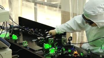 ایران در جمع ۳ کشور سازنده لیزرهای فوق پیشرفته