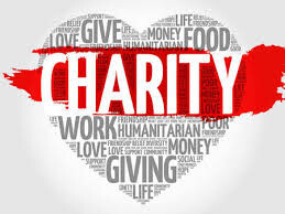 Trade with Allah through giving in charity