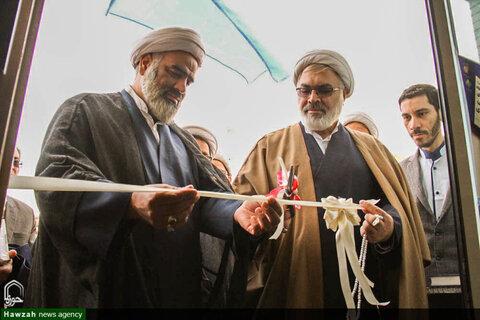 بالصور/ افتتاح أول معرض للمنتجات البحثية والتقنية لمكتب التبليغ الإسلامية بأصفهان