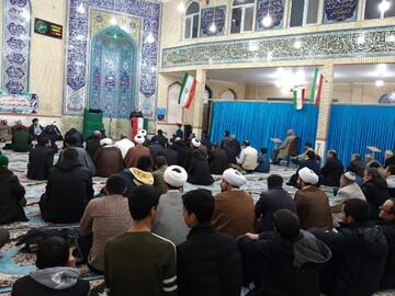 مسجد الحسین(ع) بیجار میزبان جشن انقلاب