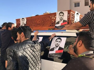 شهادت زندانیان انقلابی نشانه اوضاع اسفناک زندانهای آلخلیفه است