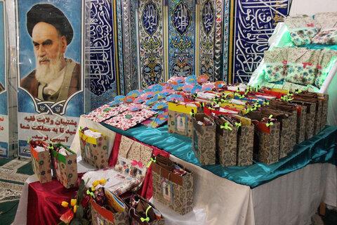 تصاویر/ جشن نماز نونهالان بجنوردی