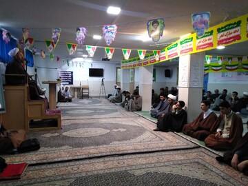 مدرسه علمیه امام صادق(ع) بیجار میزبان جشن «انقلاب»