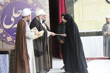 ۱۲ تن از منتخبان چهارمین جشنواره علامه حلی(ره) بوشهر تجلیل شدند