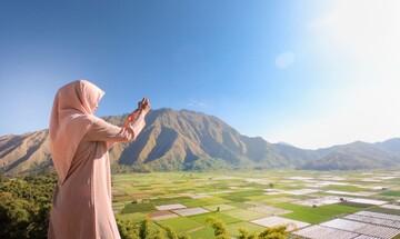 سایت اندونزیایی سفرهای گردشگری حلال برای مسافران مسلمان ارائه میدهد