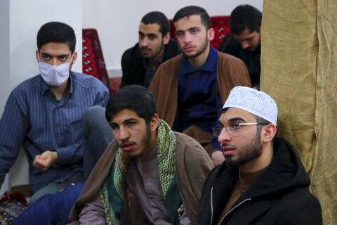 نشست سیاسی در مدرسه صدوقی