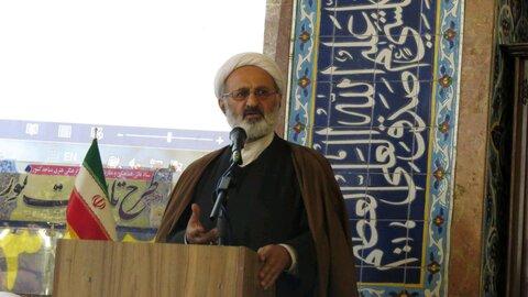 مدیر حوزه علمیه مازندران