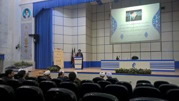 مراسم اختتامیه بیست و یکمین جشنوراه بین المللی شیخ طوسی برگزار شد