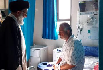 بازدید نماینده ولی فقیه در خوزستان از وضعیت بیمارستان گلستان